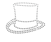 Top Hat Tappers Logo